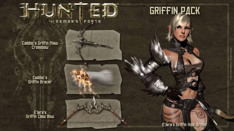 Hunted: The Demon's Forge Launch Trailer bevezetőkép