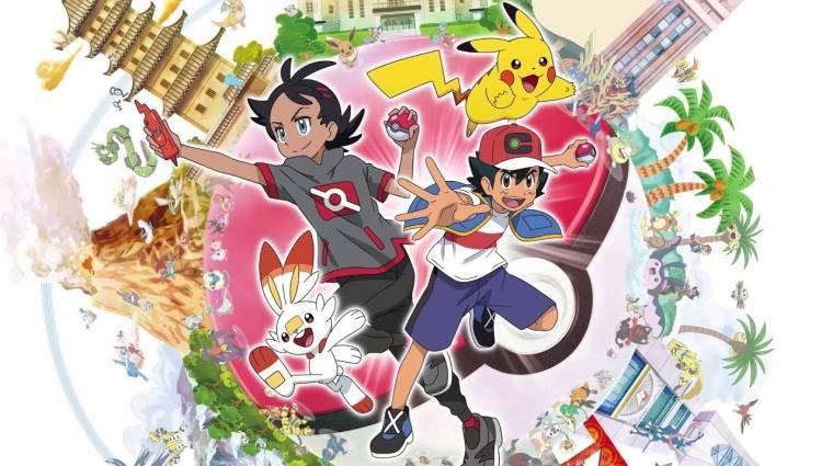 Pokémon - megjött az új anime első trailere, benne Ash új haverjával bevezetőkép