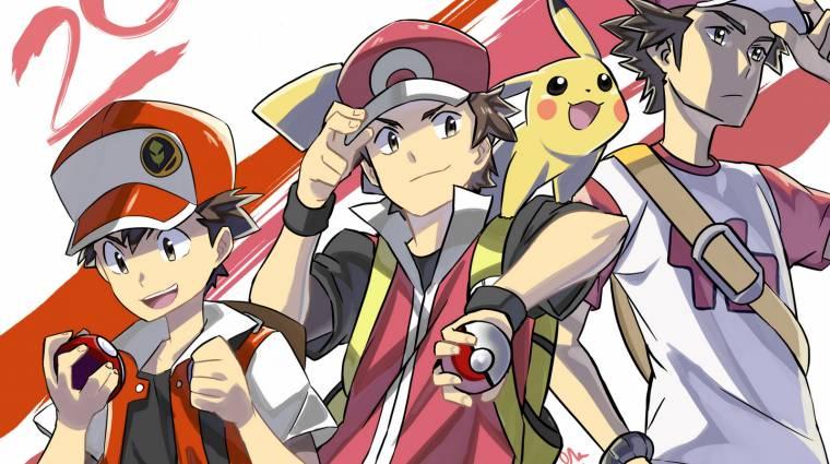 A Pokémon Redet már a Twitteren is nyomhatjuk... egy programozó avatárján keresztül bevezetőkép