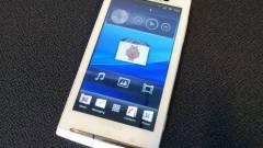 XPERIA X10: jön az Android 2.3.3! kép