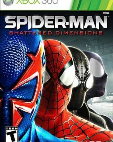 Spider-Man: Shattered Dimensions kép