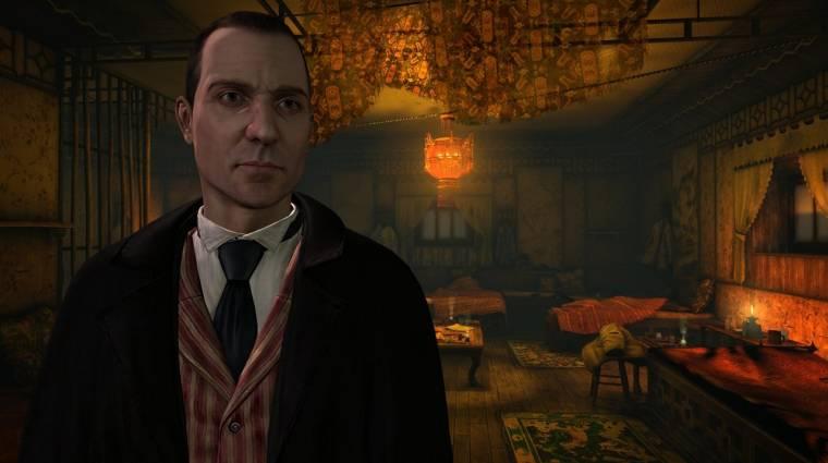 The Testament of Sherlock Holmes -  szeptemberben érkezik bevezetőkép