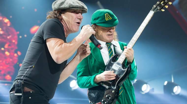 Ismét összeáll és új albummal jelentkezik az AC/DC bevezetőkép