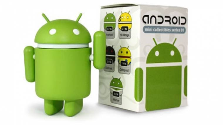 Áprilisban jöhet az Android 2.4 kép
