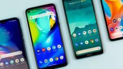Sokkal gyorsabban veszítenek értékükből az androidos telefonok, mint az iPhone-ok kép