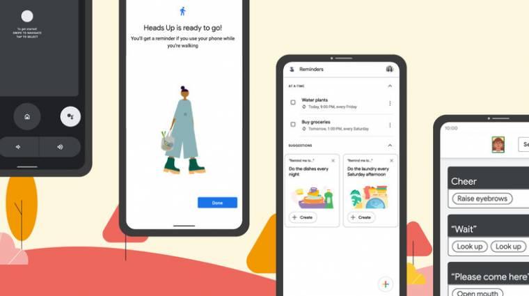 Jelentős újításokkal bővül az Android ősszel, játékok kerülnek az Android Autóba is kép