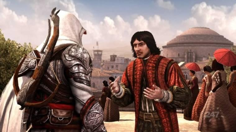 Assassins Creed Brotherhood éjjeli Launch Party Magyarország legszebb konzolboltjában bevezetőkép