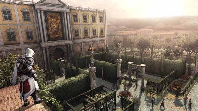 Új Assassin's Creed: Brotherhood DLC közeleg bevezetőkép