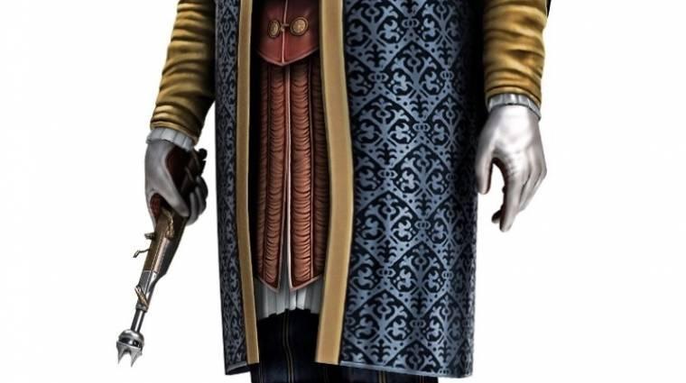 Assassin's Creed Brotherhood: Da Vinci eltűnése DLC részletek bevezetőkép