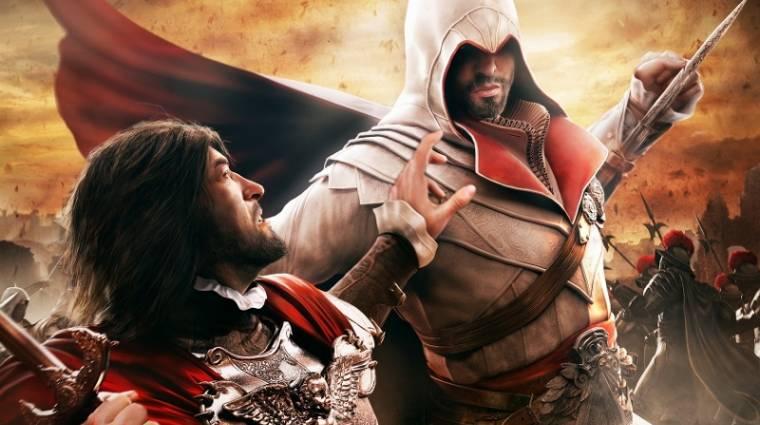 Assassin's Creed: Brotherhood és Revelations - magyarul is játszható bevezetőkép
