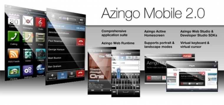 Azingo Mobile OS 2