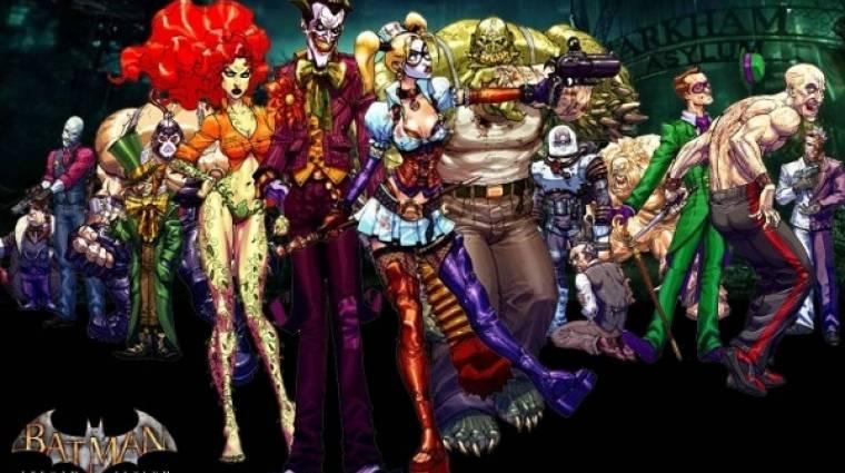 Batman: Arkham Asylum 2 - Joker végnapjai? bevezetőkép