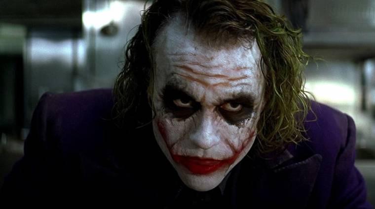 A Warner fejesei tartottak Heath Ledger Jokerétől, változtatni akartak rajta bevezetőkép