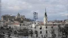 Így nézett ki Budapest a második világháborúban az ostrom után kép