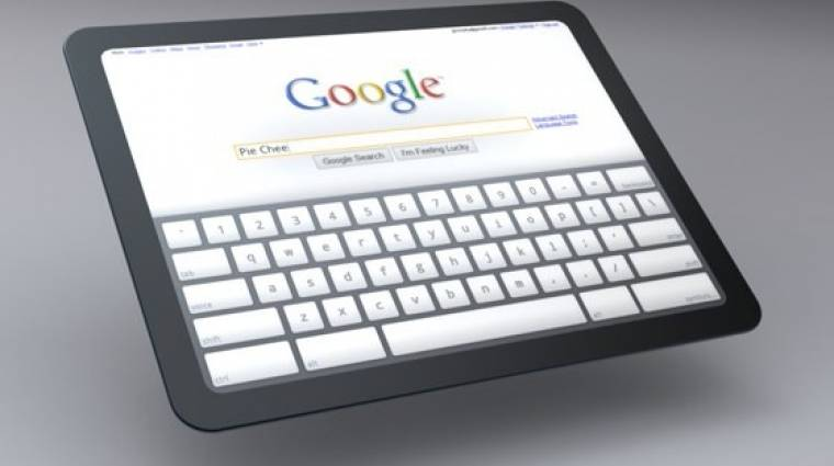 A Google csendesen faragja a táblagépes Chrome OS-t kép