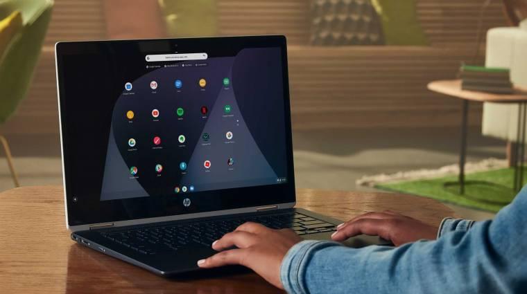 Egy karakter hiánya bénította meg a Chromebookokat kép