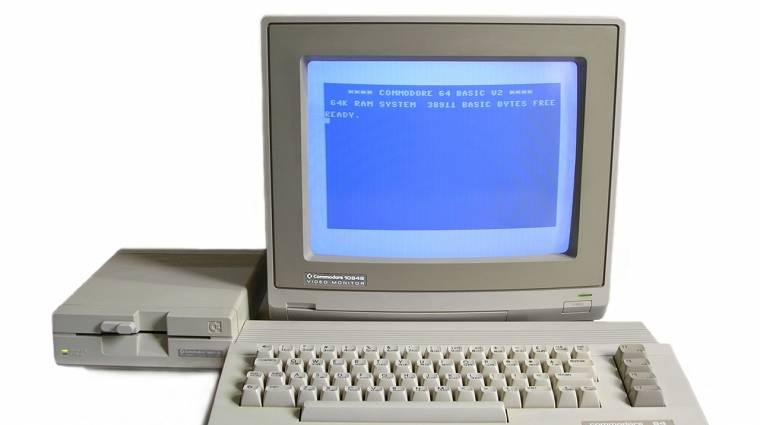 Commodore 64, az örökzöld kép