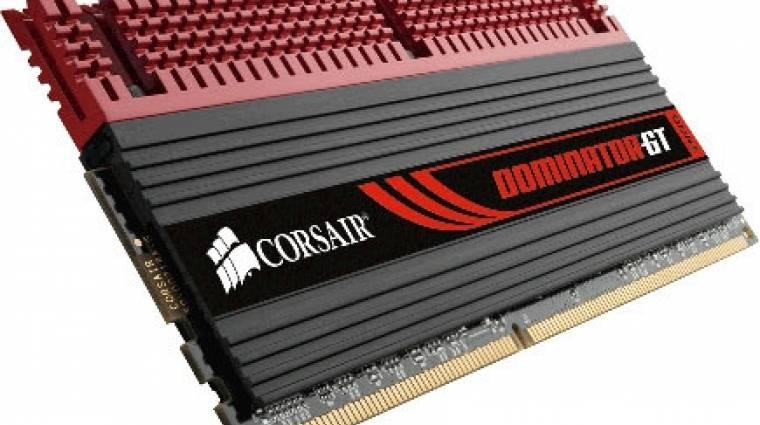 Tovább gyorsulnak a DDR3 memóriák kép