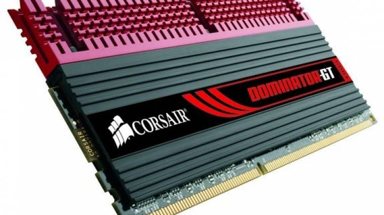 8 GB-os Corsair Dominator GTX kit, 2400 MHz-en kép