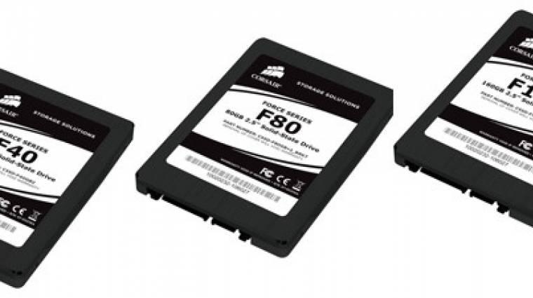 Patriot: olcsó SSD Sandforce vezérlővel kép