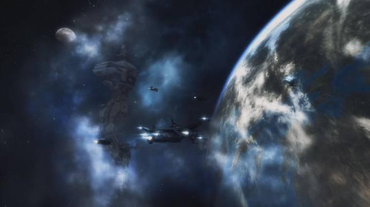 EVE Online, DUST 514 - megtámadták a szervereket bevezetőkép
