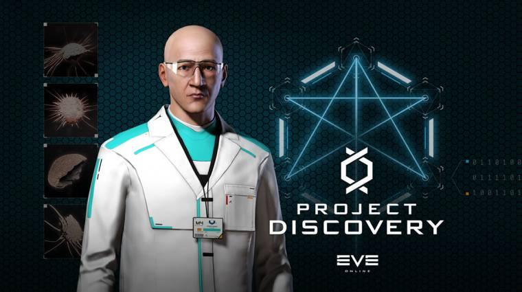 Az EVE Online felhasználói minijátékkal segítik a koronavírus elleni küzdelmet bevezetőkép