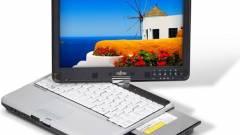 LifeBook T730: tábla-PC és notebook egyben kép