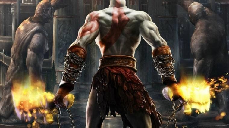 God of War - három játék, négy óra, egy speedrun bevezetőkép