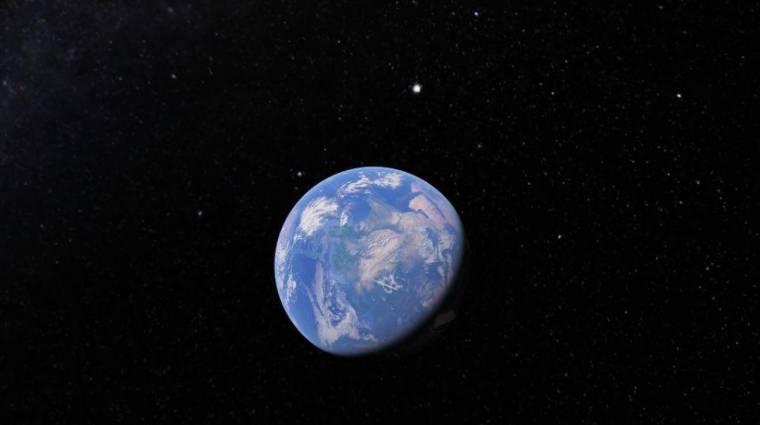 Már mobilon is mutatja a csillagokat a Google Earth kép