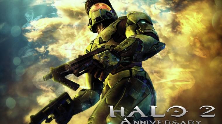 Halo 2: Anniversary - az új történeti rész összeköti a Halo 5-tel bevezetőkép