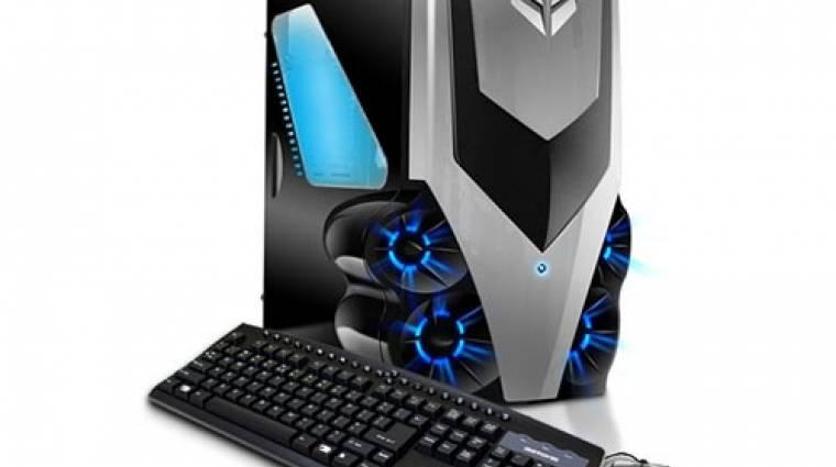 Játékos iBUYPOWER PC-k GTX 460-nal kép