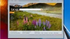 Képek az Internet Explorer 9-ről! A Chrome-t másolja a Microsoft? kép