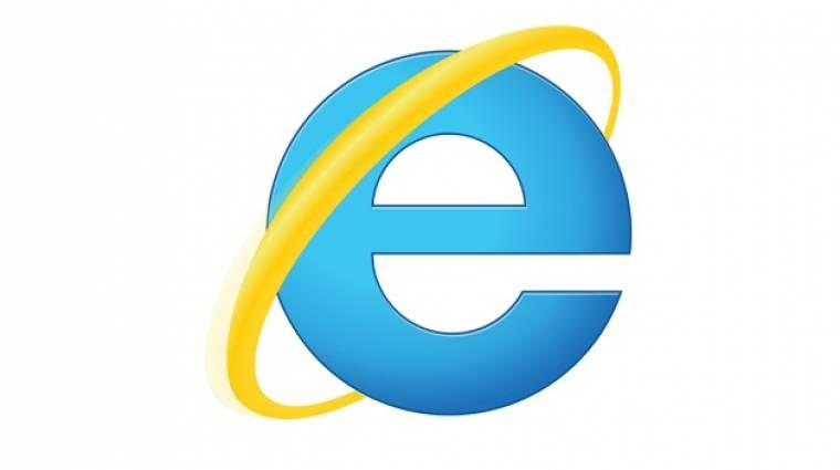 Jövőre végső búcsút inthetünk az Internet Explorernek kép