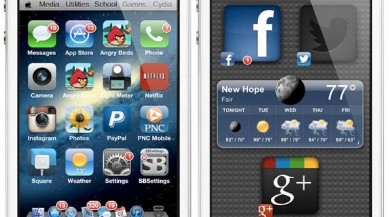 iOS X Ultimatum - Mountain Lion kinézet iOS eszközökre ...