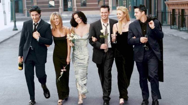 Megállapodásra jutottak színészek, újra összejöhetnek a Jóbarátok bevezetőkép