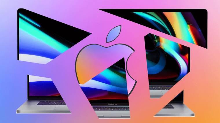 Új dizájnt kaphat a jövőre érkező MacBook család kép