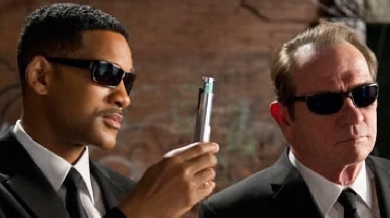 BRÉKING: Készül a Men in Black spin-off! kép
