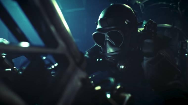 Íme a Metal Gear Solid intrója Unreal Engine 4-ben bevezetőkép