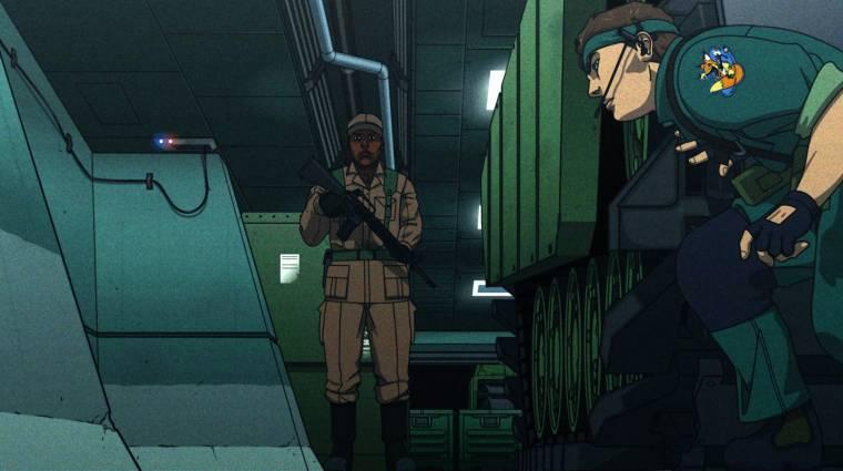 A Metal Gear Solid film rendezője animációs sorozatot csinálna a játékból bevezetőkép