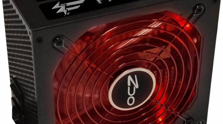 OCZ Fatal1ty 750W tápegység: teljesítmény és flexibilitás játékosoknak kép