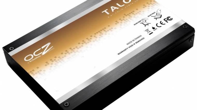 OCZ Talos: üzleti SSD-meghajtók 3,5 hüvelykes méretben kép