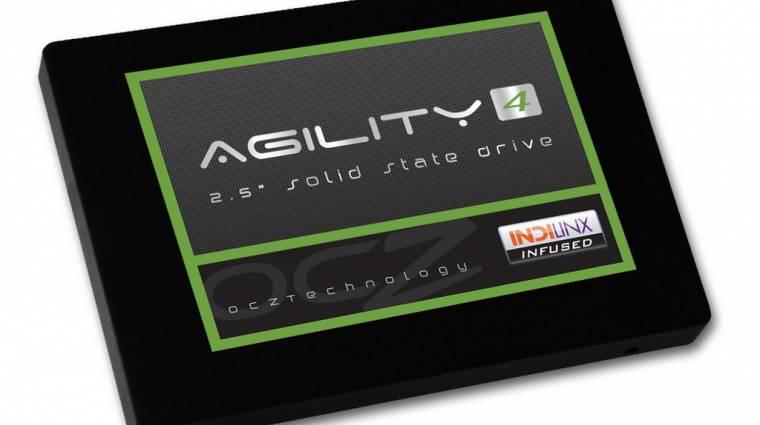 Agility 4 SSD-k az OCZ-től kép