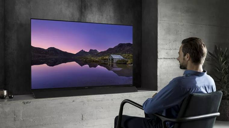 Akár szemkövető szenzoros OLED tévéket is hozhat a jövő kép