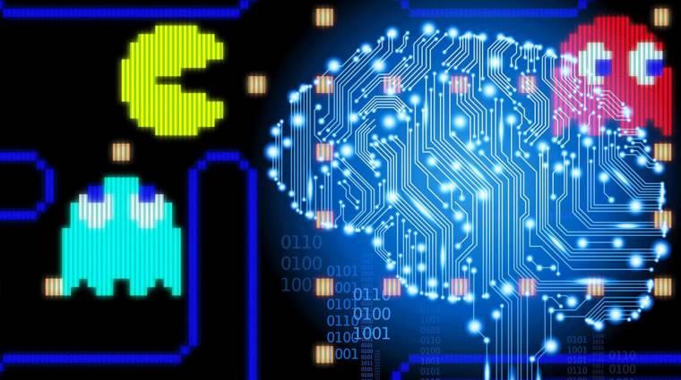 Az NVIDIA mesterséges intelligenciája megtanulta, hogyan legyen Pac-Man bevezetőkép