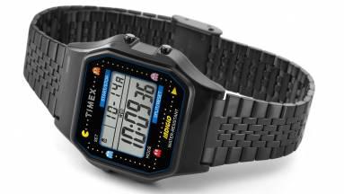 Kevés annyira retró dolog létezik, mint a Pac-Man Timex karóra kép