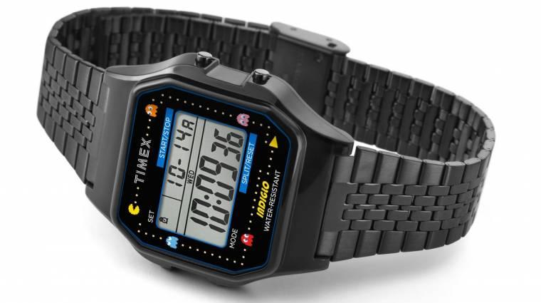 Kevés annyira retró dolog létezik, mint a Pac-Man Timex karóra bevezetőkép