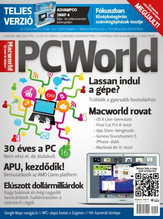 PC World 2011 szeptember
