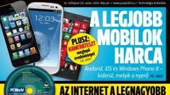 Mobil nem marad szárazon - itt a februári PC World kép