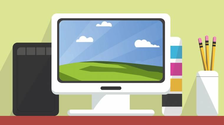 Itt a friss PC World, feltámad a Windows XP kép