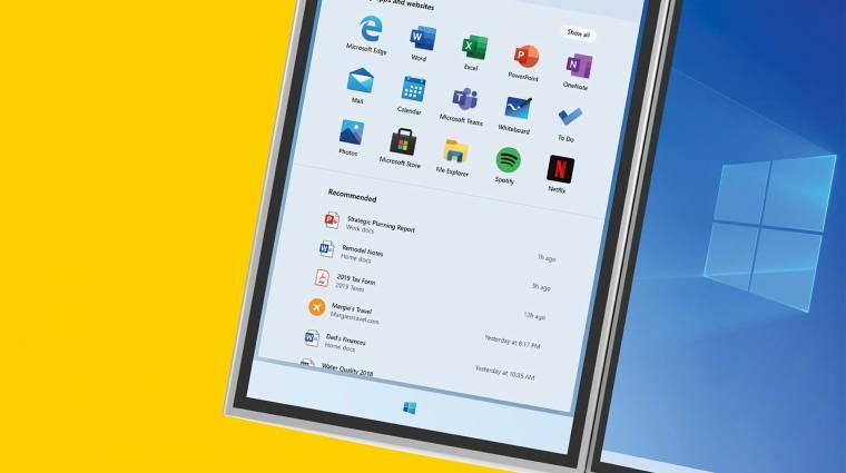 A májusi PC Worldben bemutatkozik a következő Windows kép